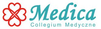 Collegium Medyczne Medica Stargard, Szczecin Logo